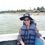 Die kurze Bootsfahrt zur Adam's Bridge wird von der Sri Lanka Navy angeboten.